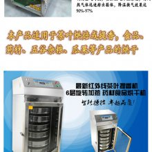 小型热风循环烘箱,家用型电热茶叶烘干机,小型中药材专用烘箱