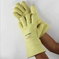 卡斯顿ABY-5T500度耐高温手套隔热手套