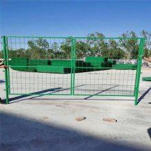 金属护栏 景观铁丝护栏 市政道路围网