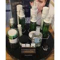 厂家直销加工定制批发透明亚克力化妆品展示架高档有机玻璃展示架