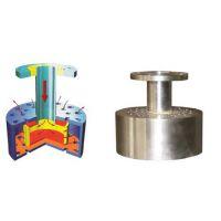 涡旋式蒸汽消声加热器