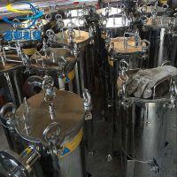 不锈钢袋式过滤器厂家 大流量袋式过滤器