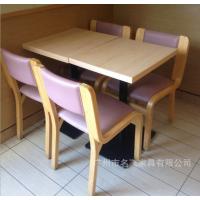 衡阳市餐厅桌椅,简约现代德克士新级款实木高密度海绵餐椅