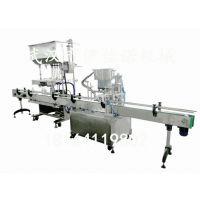 伊佳诺供应YJNGH直线式瓶装液体灌装旋盖机