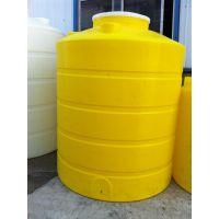 常州华社 3吨水桶塑料水塔水箱滚塑加工耐酸碱储罐PE聚乙烯容器IBC吨桶