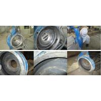 关于渣浆泵磨损冲刷修复材料