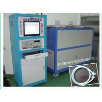 PU软管耐压强度爆破试验台|洗衣机进水管耐压试验台