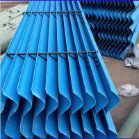 华庆生产冷却塔收水器单波160/45型凉水塔填料
