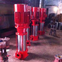 绥化市消防泵价格XBD4.8/10-80*4消火栓 泵稳压泵 喷淋泵 控制柜