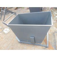 浙江盛普诺厂家直供机床废料箱机床接卸车排屑机小车