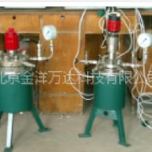 不锈钢高压反应釜(实验室反应釜)型号:GSHA-10 金洋万达