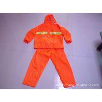厂家批量供应优质反光路政雨衣 提供品质交通安全服装
