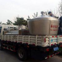 霍邱200斤粮食造酒设备 全套酿酒设备需要多少钱 蒸汽加热制酒机械厂价直销