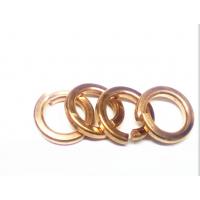 铜弹垫 弹簧垫圈 磷铜弹簧垫片华司 M3M4M5M6M8M10M12M14M16