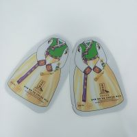 韩国礼服异形面膜袋 复合铝箔面膜袋 特殊定制包装袋