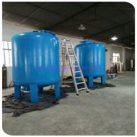 卫辉市1000L/H净水系统工业中水回用设备 清又清浅层介质离子交换设备 软化水设备