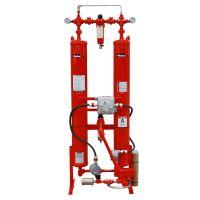 适用石油天然气领域的无热型压缩空气吸附式干燥机