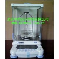 中西高精度固体密度计(进口主机、0-120g、精度0.0001 g/cm3) 型号:M392159