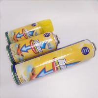 马口铁罐 清洗剂 气雾瓶 喷雾罐 汽车养护用品气雾气压罐