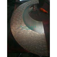 铝雕拉手制定厂家 豪华家居装饰仿古铜艺术拉手实景图