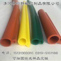 硅胶控制箱发泡密封条 海绵发泡硅橡胶三元乙丙密封胶条厂家