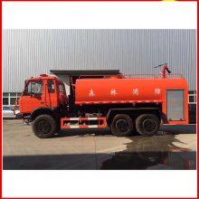 新款5-8吨消防车厂家推荐车型