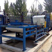 水衡环保 安徽河道污泥带式压滤机SHSL 效率高 质量优 售后有保障