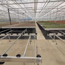 现货供应多层苗床-温室种植配件大全-量大从优-安平华耀