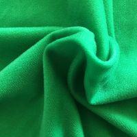 工厂批发台湾OK布运动护具魔术贴医疗面料经编单面尼龙起毛布
