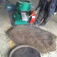 厂家现货供应新型平模 草粉 木粉 饲料颗粒机 投资小回报大 适合创业用
