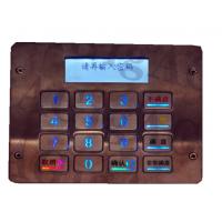供应吉思卡GT金属智能按钮密码键盘