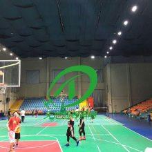 室内篮球馆400W金卤灯替换方案|传统球馆射灯用多大LED灯替换