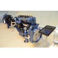 潍柴WP6G175E32NG天然气发动机 40装载机专用潍柴129KW燃气发动机