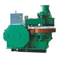 富威重工生产压砖机YZJ120-16免烧砖机设备
