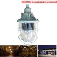 LED防爆灯30W 50W 60W 80W 仓库嵌入式E27螺口防爆灯
