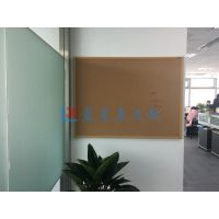 东莞水松料直销M惠州贴布软木板M自带背胶照片墙软木板