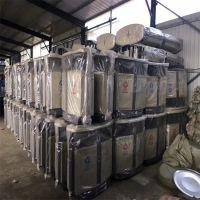 沧州志鹏供应小区公园专用户外分类果皮箱 带盖镀锌板环卫垃圾桶