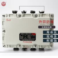 SEBJX防爆接线箱穿线箱 升羿防爆控制箱配电箱化工厂专用