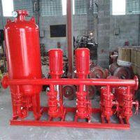 消防/生活全自动变频调速恒压供水设备 消防气压成套/无负压