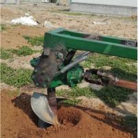 白城大型电线杆挖坑机 价格