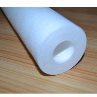 郑州聚丙烯材质 40寸pp熔喷滤芯 40寸精密过滤器滤芯