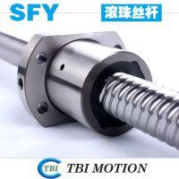 SFVR04010D1N滚珠丝杆;DFVR04010D1N双螺母外循环滚珠丝杆;台湾TBI正品