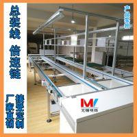 组装流水线/平面双循环倍速链/工装板装配流水线/自动生产流水线MW