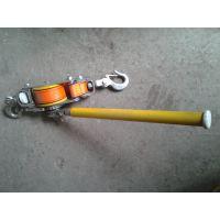 品牌:欧讯;绝缘紧线器;insulate hoist;绝缘牵引带;电工用紧线器;N-1500