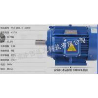 中西dyp 三相异步电动机 型号:SY97-YE2-180L-4 22KW库号:M21218