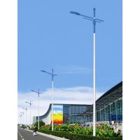 江苏森发路灯 户外照明 生产加工高杆灯、道路灯、LED路灯、太阳能路灯、监控杆、景观灯、庭院灯