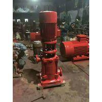 消防包通过 喷淋泵 吐鲁番消防泵XBD4.0/40-80-HY成套供水设备
