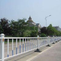 上海道路减速设施防护栏 市政镀锌喷塑锌钢护栏