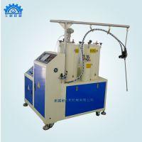 碳纤维产品PU灌注机、聚氨酯自动配胶设备 久耐机械厂家可专业定制