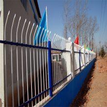 铁艺栏杆价格 锌钢防爬围墙护栏 铁艺栏杆图